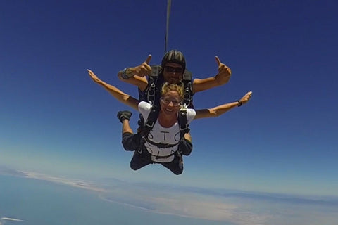 5 Reasons Why You Should Try Skydiving