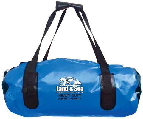 Sports Roll Heavy Duty Dry Duffel Bag (45L) by Land and Sea Sports