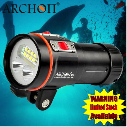 ARCHON W43VP Underwater Photographic Light