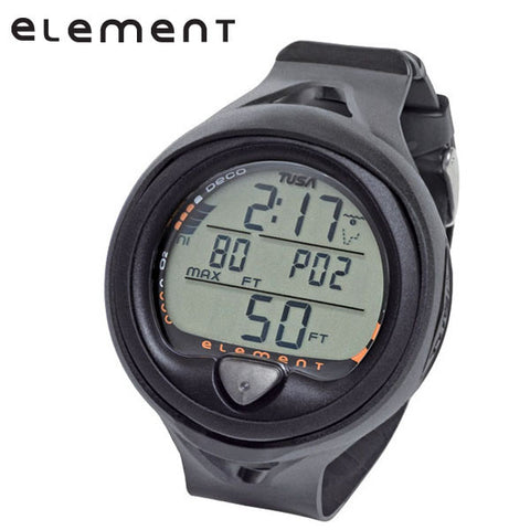 Dive Computer - TUSA Element Wrist
