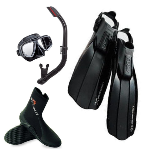 Gear Hire - Mask, Snorkel, Fins and Boots
