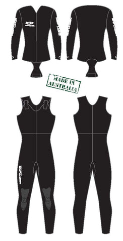 Gear Hire - Wetsuit and weights