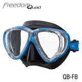 MASK - TUSA FREEDOM QUAD  M-41