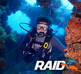 RAID Open Water 20 Scuba Course