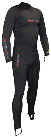 WETSUIT - SHARKSKIN COVERT/CHILLPROOF 1-PIECE (rear-zip)