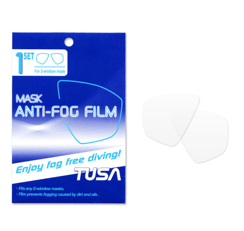 TA200A Freedom Film -Double Lens Mask