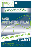 TA0801 Freedom Film -Single Lens Mask