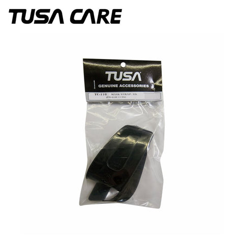 TUSA Parts - Mask, Snorkel & Fins