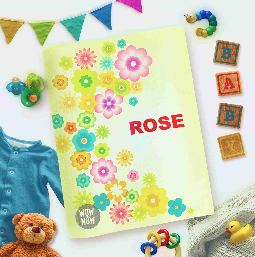 New Personalized Interactive Activity Book For Toddlers