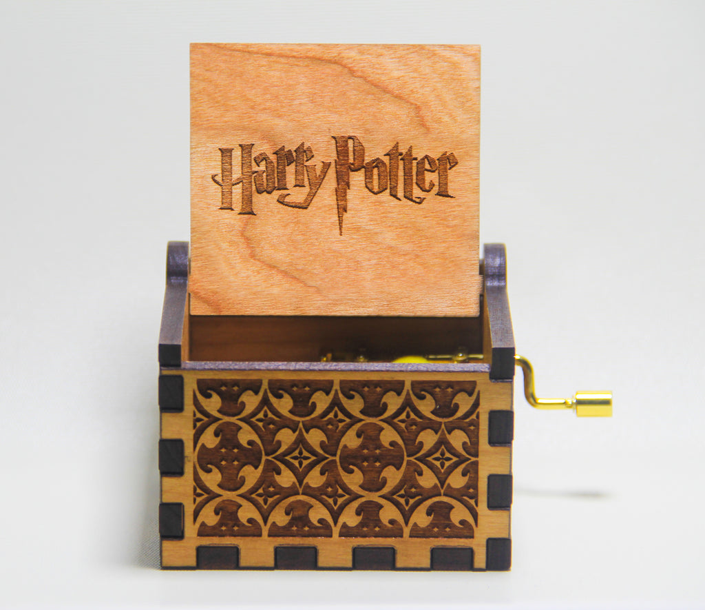 Wizard Box - Potter Theme - Music Box
