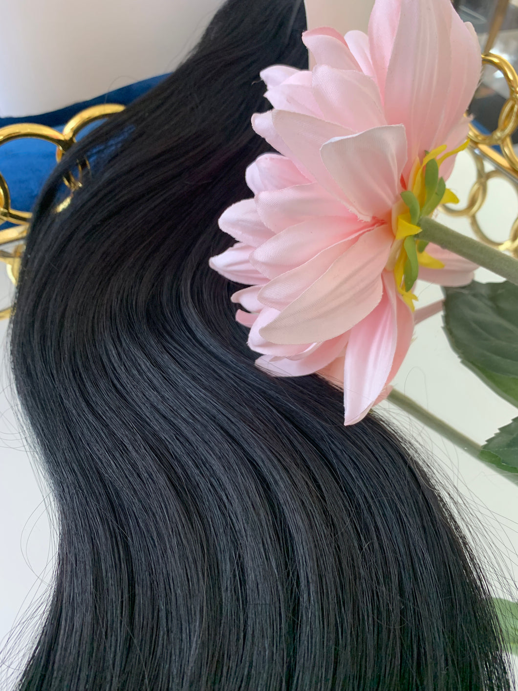 One piece Human Hair Extension - Ladylux