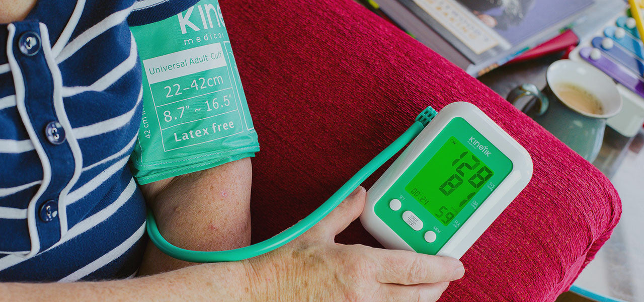 Kinetik Health Blood Pressure Monitors