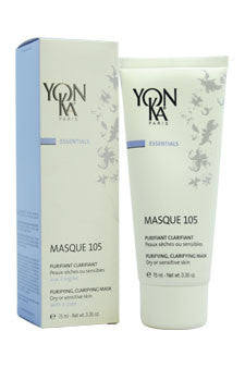 masque-105-purifying-clarifying-mask-dry-or-sensitive-skin-by-yonka-unisex