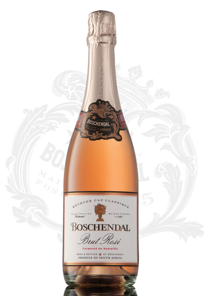 Methode Cap Classique - Brut Rose (Price per 6 Bottle Case)