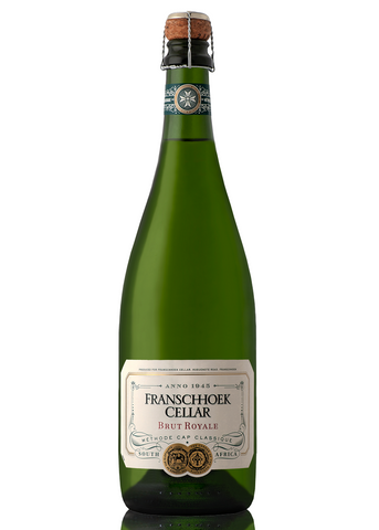Methode Cap Classique - Franschhoek Cellar Brut Royale (Price per 6 Bottle Case)