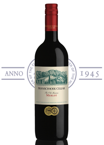 The Old Museum Merlot (Price per 6 Bottle Case)