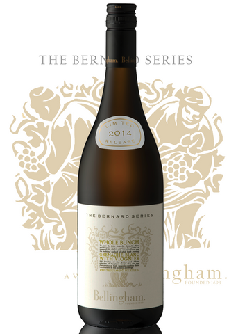 Bernard Series - Grenache Blanc Viognier (Price per 6 Bottle Case)