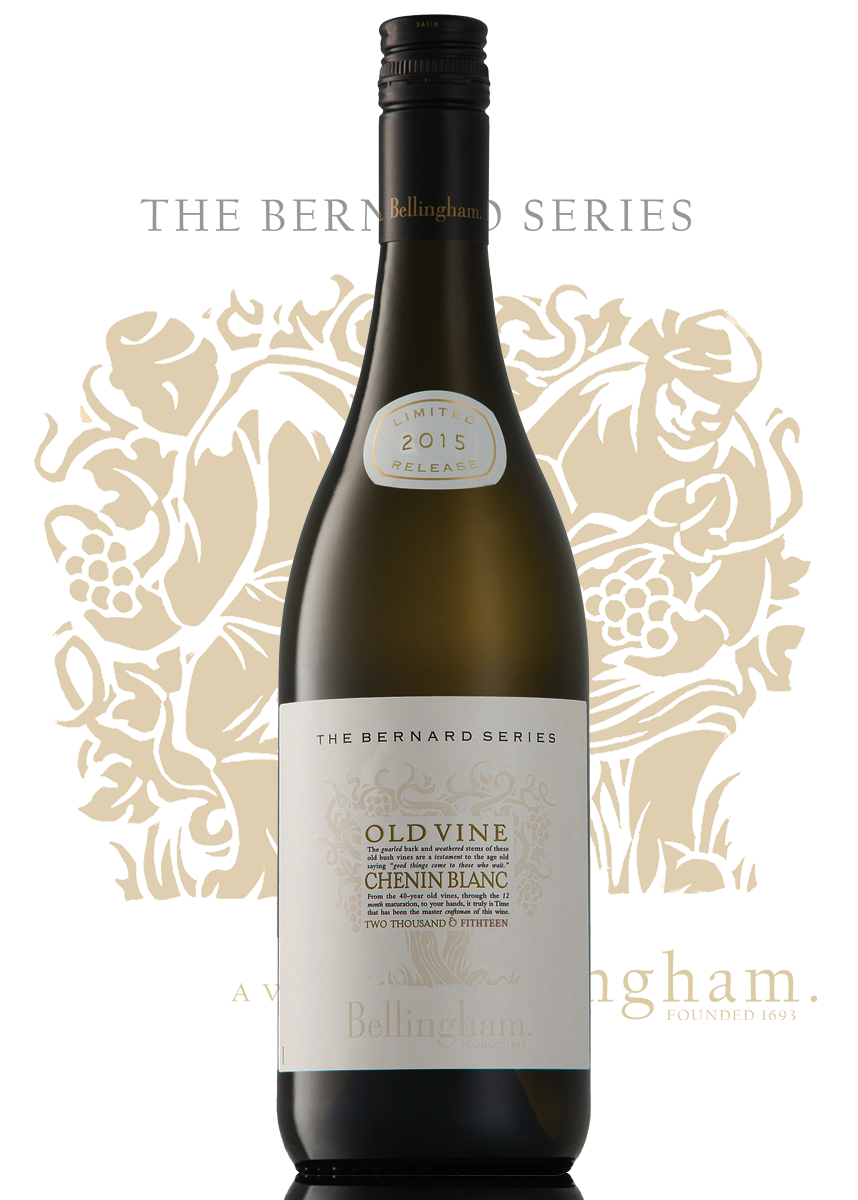Bernard Series - Old Vine Chenin Blanc (Price per 6 Bottle Case)