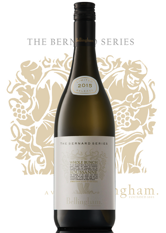 Bernard Series - Whole Bunch Roussanne (Price per 6 Bottle Case)