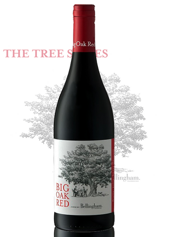 Tree Series - Big Oak Red (Price per 6 Bottle Case)