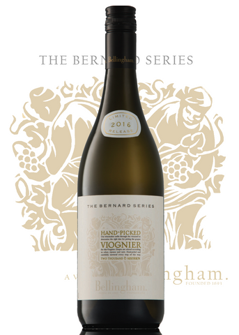 Bernard Series - Hand Picked Viognier (Price per 6 Bottle Case)