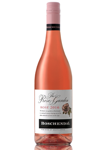 Classic Collection - The Rose Garden Rosé (Price per 12 Bottle Case)