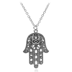 Ultimate Hamsa Necklace