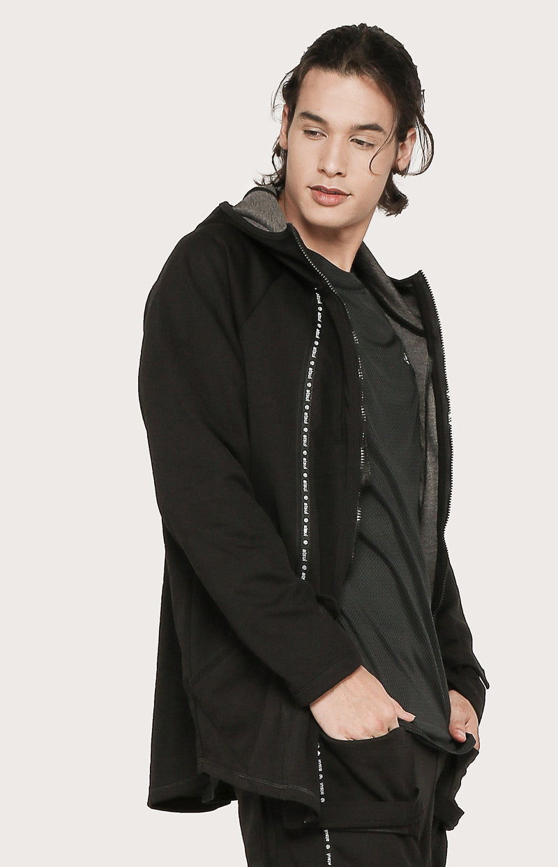 SOUJI HOODED JACKET