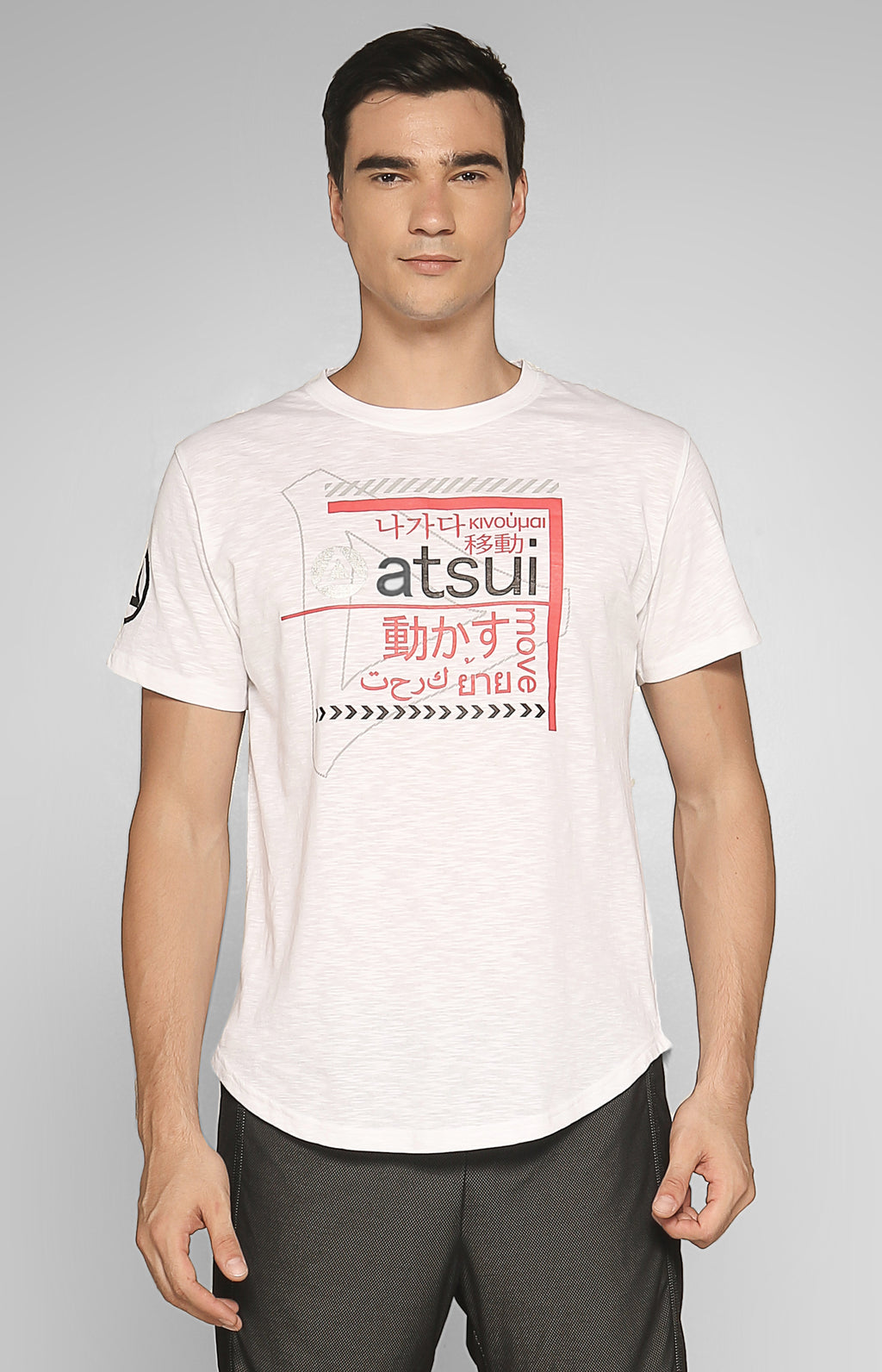 TAKEYUKI SPORTS TEE