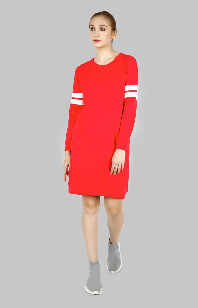 IWA SWEATER DRESS