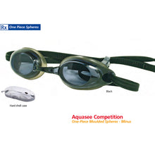 Load image into Gallery viewer, Aquasee Prescription Swimming Goggles