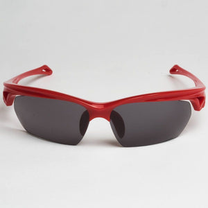 all red sunglasses