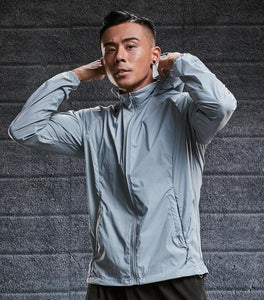 Men's Water Proof Running Jacket quick-drying