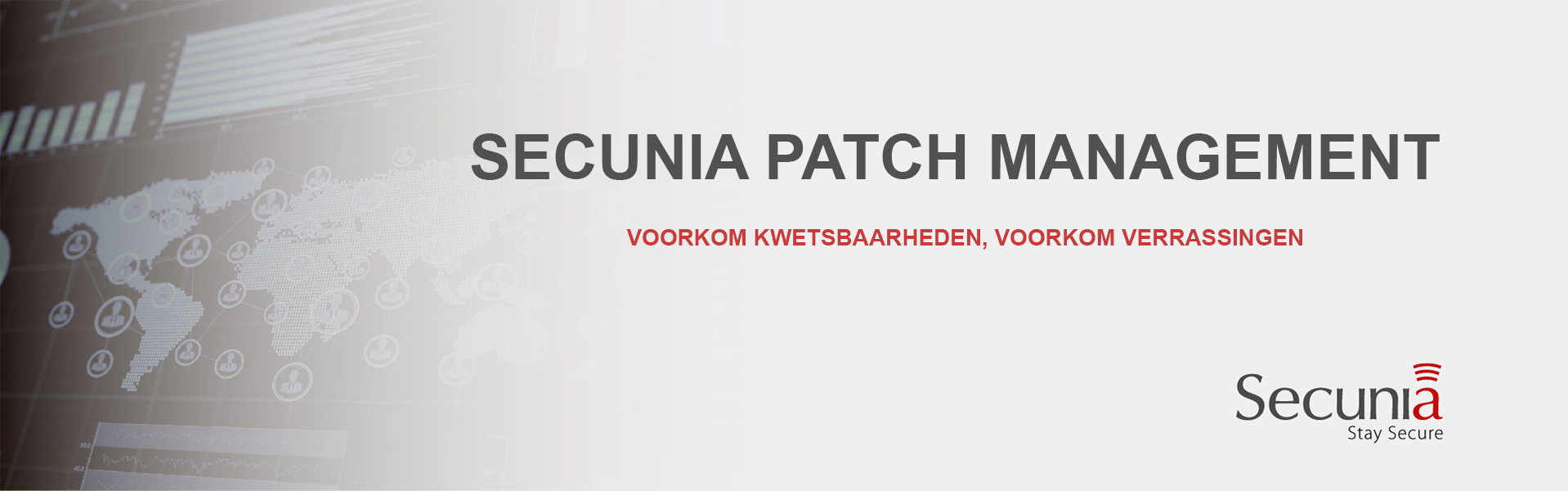 banner Secunia Patch Management