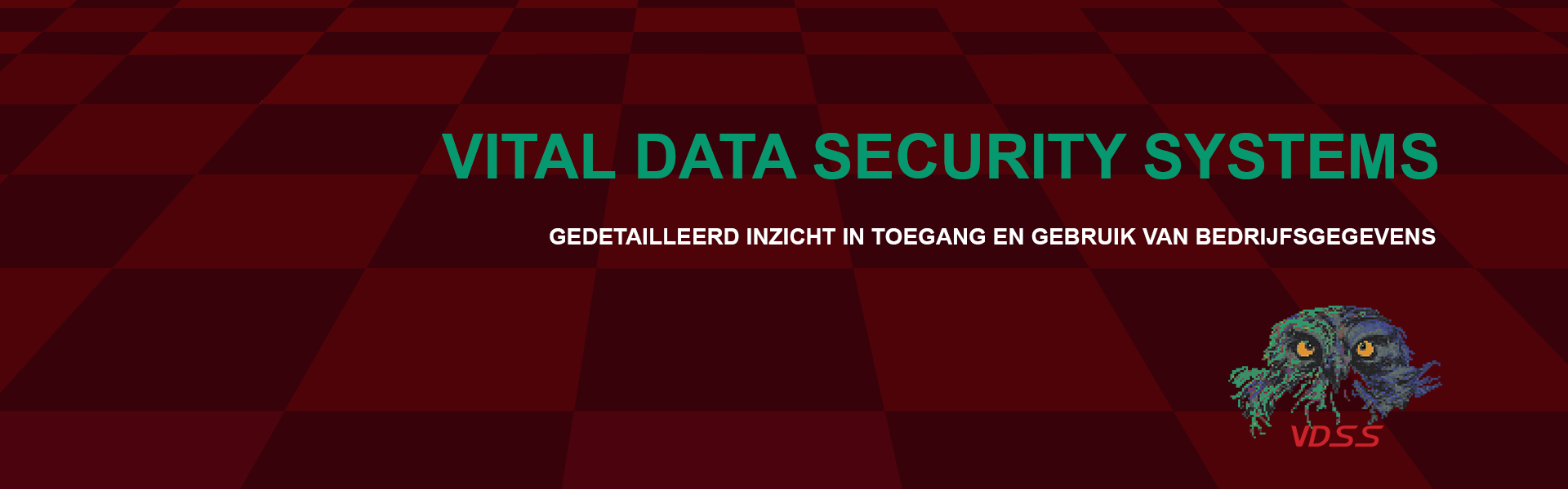 banner VITAL DATA SECURITY SYSTEMS