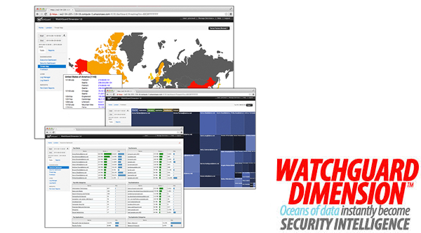 WatchGuard Dimension Managed Security Services