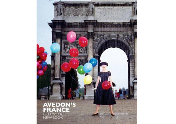 Avedon's France: Old World, New Look