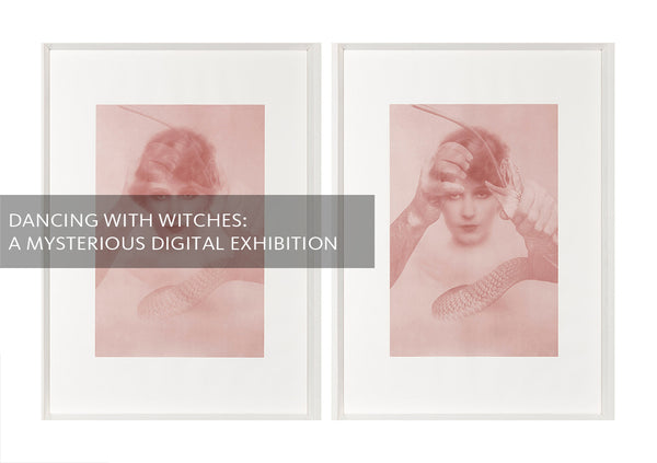 Dancing with Witches: A Mysterious Digital Exhibition