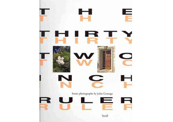 John Gossage : The Thirty-Two Inch Ruler / Map of Babylon