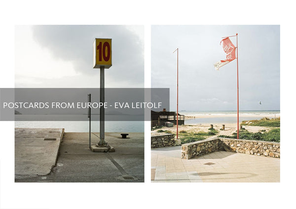 Postcards from Europe. An interview with Eva Leitolf
