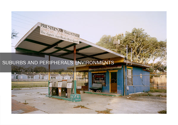Suburbs and Peripherals Environments