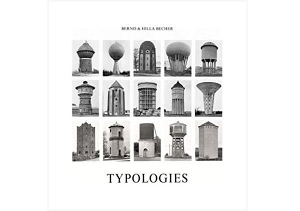 Typologies of Industrial Buildings - Bernd and Hilla Becher's photography