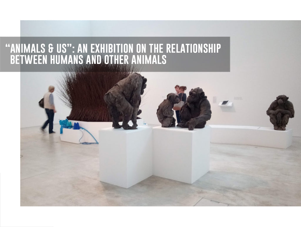 D Exhibition Jbr : Animals us an exhibition on the relationship between humans and