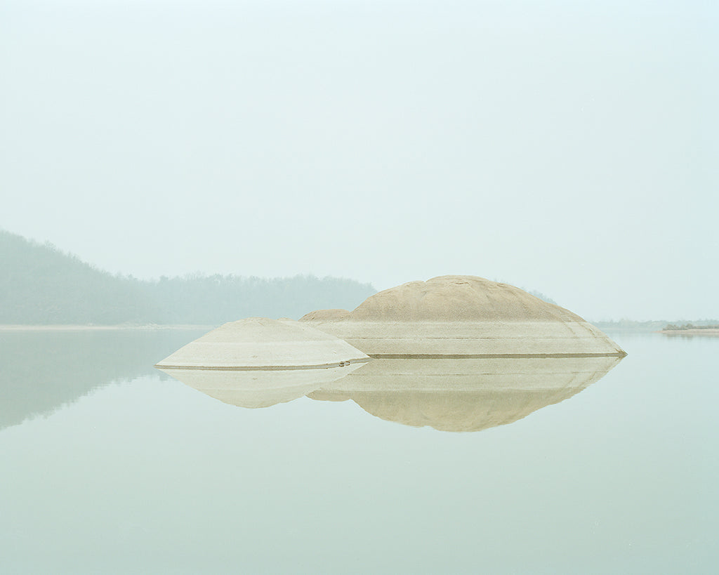 "Chen Zhou ""Reef in the Waste Lake"""