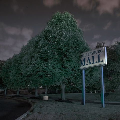 "Peter Ydeen ""Tree Eats Mall"""