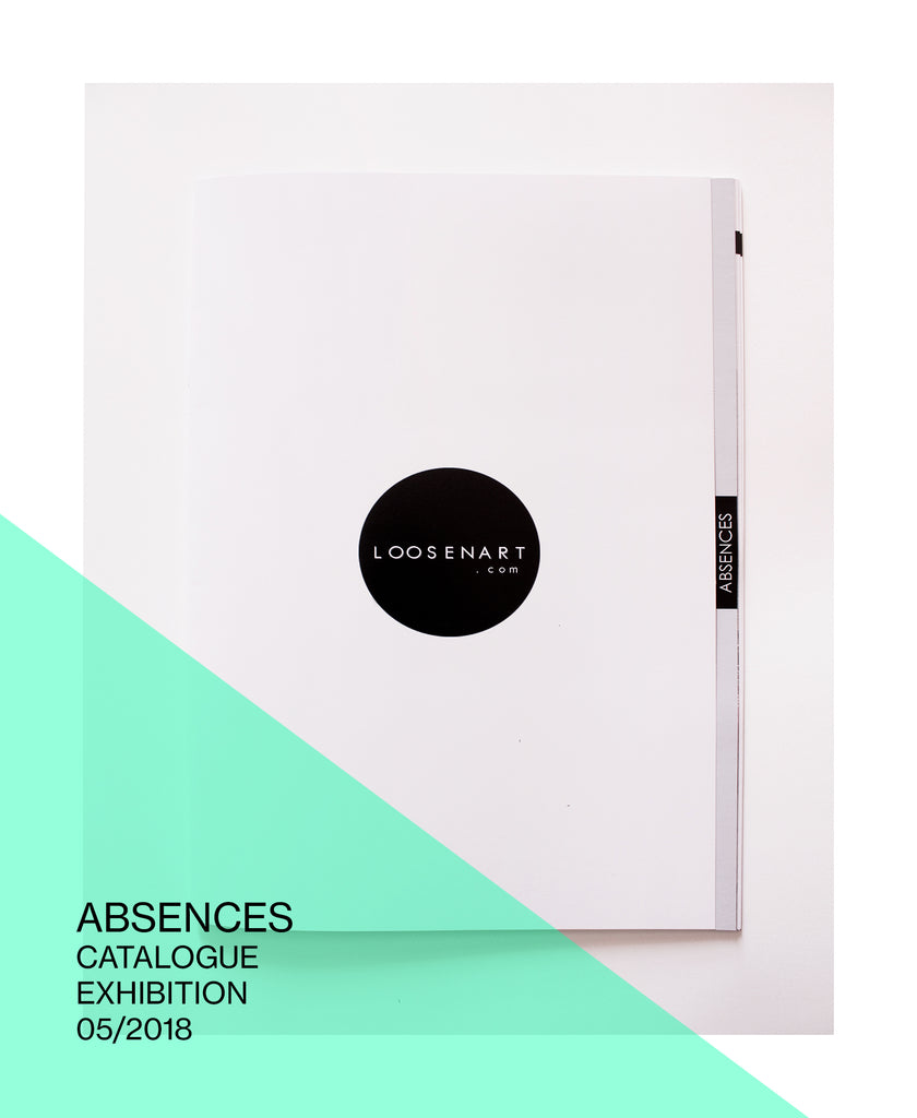 Absences Catalogue Exhibition