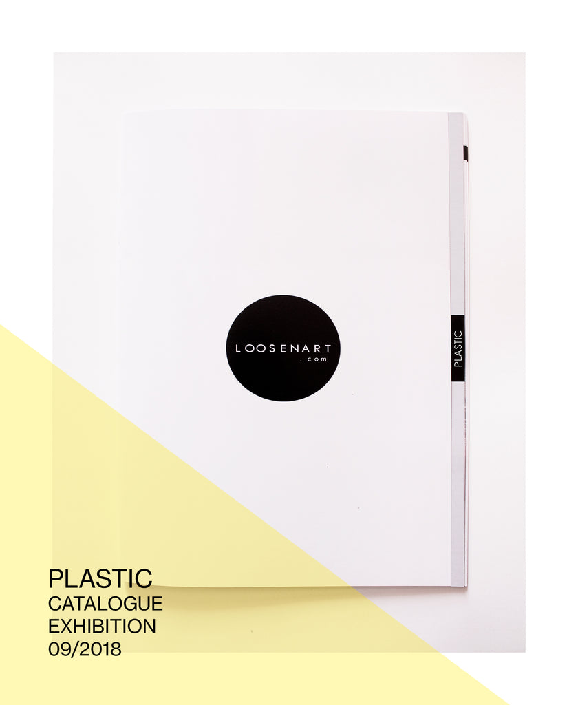 Plastic Catalogue Exhibition