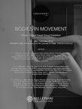 Bodies in Movement poster 40x30 cm │15,75x11,81 inch