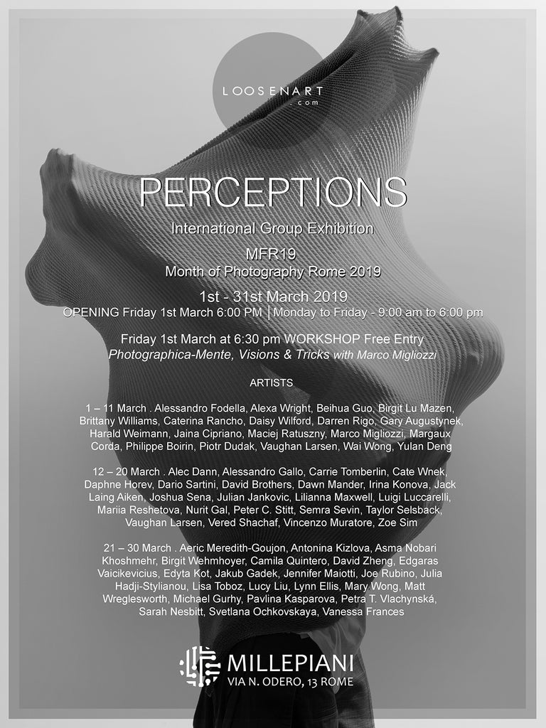 Perceptions poster 40x30 cm │15,75x11,81 inch