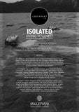 Isolated. Living Yourself Poster 42 x 29,7 cm │16,53 x 11,69 inch